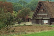 Japanese country side