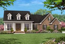 House plans / by Angela Harris