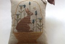 Easter/Springtime Pillows