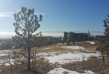 Sundial House Through the Seasons / Photos of BackCountry's majestic Sundial House through the Colorado seasons.
