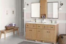 Vintage Honey Laurel 25 Single Bathroom Vanity