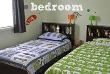 Boys' Room / by Jill Y. N.