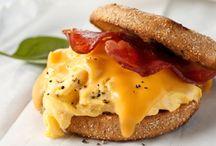 Breakfast Foods & Energy bars! / by Theresa Cammin