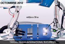 TIB 17 - 20 octombrie 2012 / by Romexpo Bucuresti
