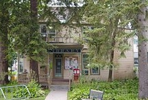 Inspiration around Town - Round Lake / The village of Round Lake has lots of Victorian charm!