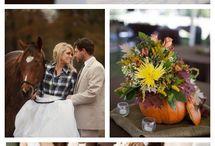 Wedding theme Fall