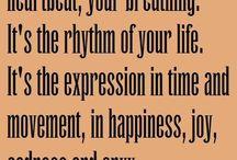 Dance quotes / by Terri Weaver