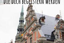 Riga Tipps / Wichtige Tipps und  Sehenswürdigkeiten für Riga
