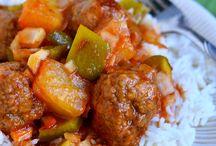 Favorite Recipes / by Lorena Lee