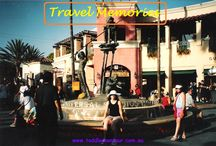 My Travel Memories / Travel memories from my backpacking, road tripping, cruising and family holidays.