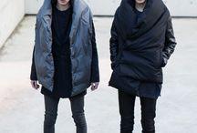 demonic fashion / Deep and dark fashion inspiration