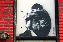 World of Urban Art : JEF AEROSOL