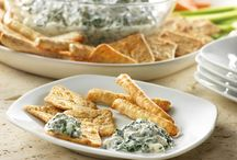 Appetizers / by Donna Holman