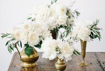 Table déco #Blanc