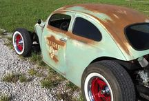 vw beetle volksrod ratrod