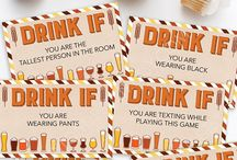 Craft Beer Birthday Party / Throw the perfect birthday party for the craft beer fan in your life. Invitations, Photo Props, Games, Beer Labels, Signs and more!