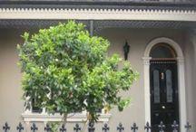 Australian terrace houses/garden etc.. / no pin limits..