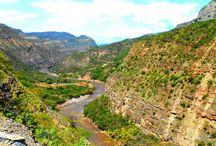 Cañón del Río Sogamoso