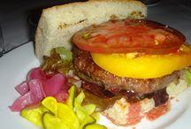 San Francisco Burgers / Travel Food Burgers