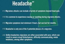 headaches / by Heidi Stach