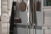 """Broom cupboard """"hanger """""""