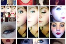 Makeup by Me!❤️ / Just decided to create a board, to show my love for makeup and what I like to do with it❤️  / by Madison Stem