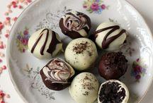 Ricette - Dolci: Praline, cioccolatini e tartufi