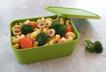 Lunch Ideas / nut-free, vegan ideas that will survive in a lunchbox at school