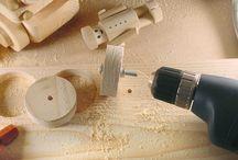 Woodworking tricks