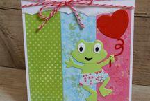 Kinderkaarten / Kinderkaarten