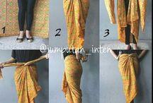 Traditional Fashion Idea
