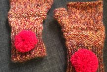 Handmade Projects / Knitting projects