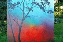 inspiración para pintar