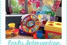 Early Intervention / Speech and language resources for working with birth to 3