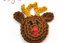 Yarnplaza Advent CALendar / A special treat during the december days! Each day we will present a little crochet pattern to decorate your crocheted or real Christmas tree with! Are you joining?