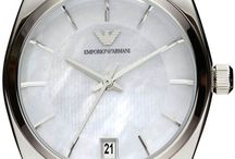 Emporio Armani Watches for Womens / Browse WatchWareHouse.com collection's of Emporio Armani watches for women. Shop for brand new 100% authentic Emporio Armani women's watches at discount prices!