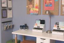 Home: Homework Station