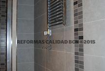 Reforma de  baños / Ejemplos de trabajos en reformas de baños. Para más información y contacto : 680 119 499