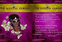 The Goddess Journal Collection  / The Goddess Journal Collection from Pink Sugah Publications are finally available for sale. There's a new journal every week sometimes 2 a week. Starting at 15.95 & up! / by Systah's Place @ LadyNiya's