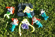Loombands (daughter creations)