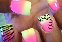 Nails / Nails are fun and cute