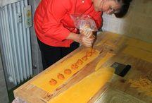 Butternut Squash Ravioli / Burnut Squash Ravioli - how to make ravioli step by step with the Chef Mama Isa http://isacookinpadua.altervista.org