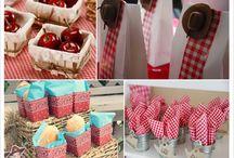 Cadeaux d'invités mariage western country chic / Découvrez des idées de cadeaux d'invités pour un mariage western