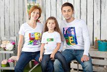 Family look: да единому стилю, нет - близнецам!