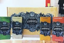 Amaranth / Discover flavors that never fade.