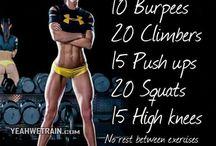 Health + Fitness Goals