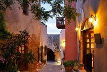 Ελληνικά τοπια