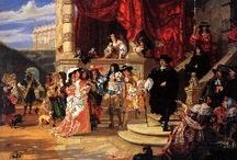 történelmi festmény