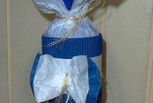 Manualidades / Manualidades: en goma eva, envoltorios de regalos, adorno de vasos ect.
