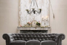 Home Decorating Inspiration / by Cindy Sisolak